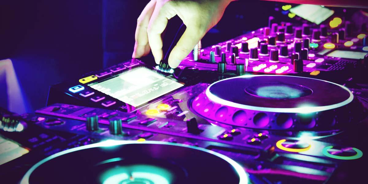 dj music wedding