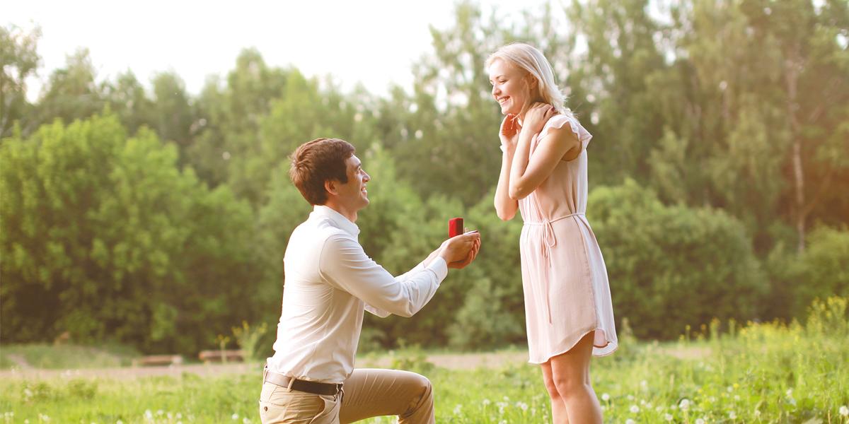 Προταση γάμου